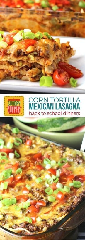 13039 best food bloggers fabulous recipes images on pinterest our mexican lasagna with corn tortillas brings the whole family to the dinner table its a tasty south of the border casserole the entire family will enjoy forumfinder Image collections