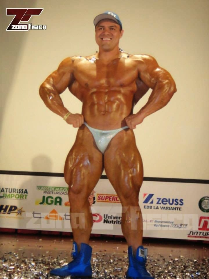 Resultado de imagem para jose Luis Rodriguez bodybuilder