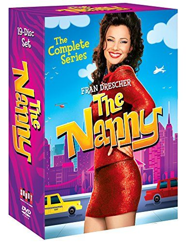 The Nanny: The Complete Series Shout! Factory