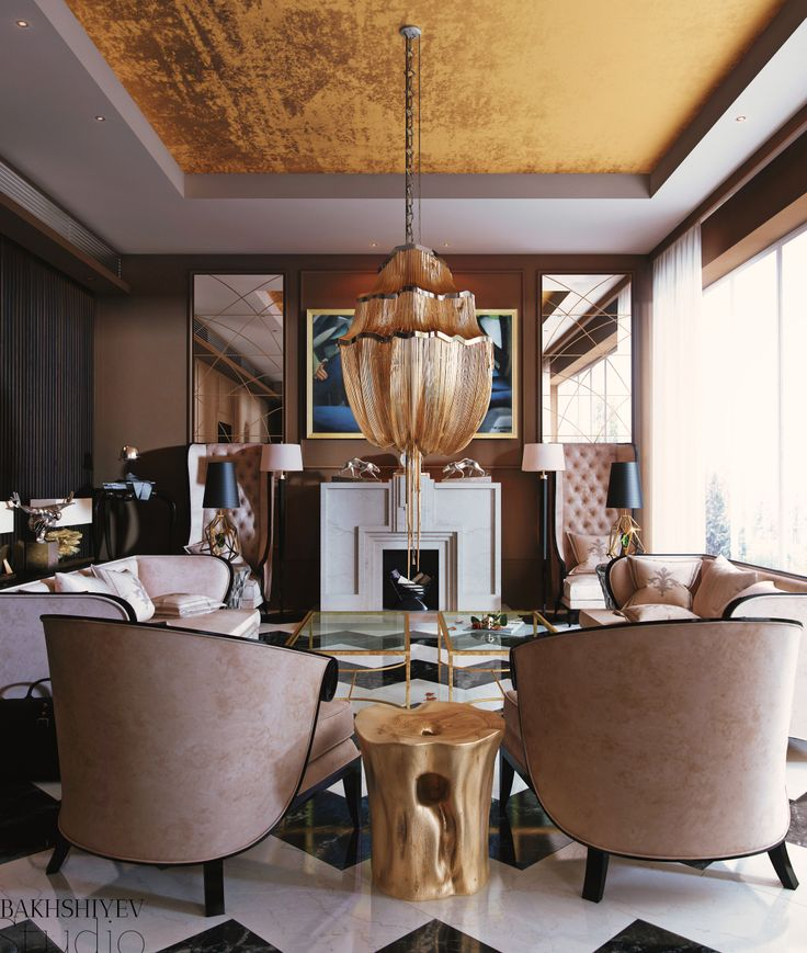 Best Art Deco Interiors Images On Pinterest Art Deco