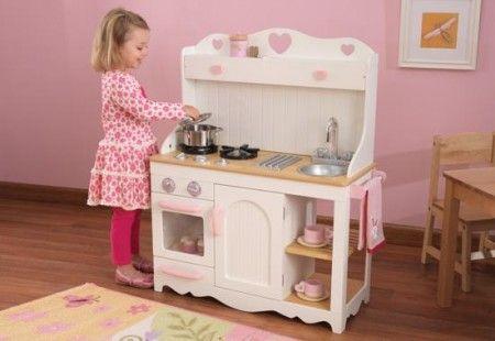 Tanya konyha - Kidkraft konyhafőnök ajánlásával konyhatündéreknek
