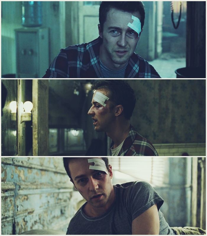 Edward Norton Fight Club