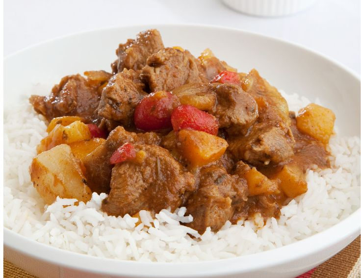 Fruity lamb vindaloo with basmati rice 4–6 servings  http://tastic-redpot.co.za/feature-recipes/100-fruity-lamb-vindaloo-with-basmati-rice.html