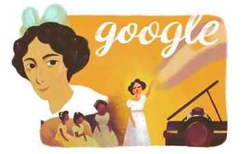 228º Cumpleaños de Mariquita Sánchez de Thompson