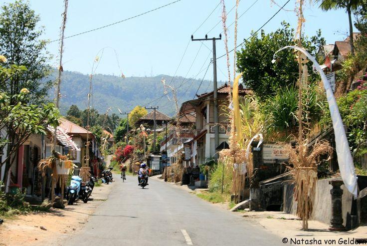 La route de Munduk