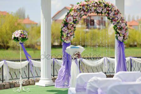 Letöltés - Esküvő ív — Stock Kép #11092958