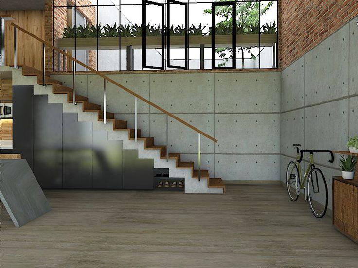 Residential - My Brick - Be Honest - Desig by @megadiasumantri
