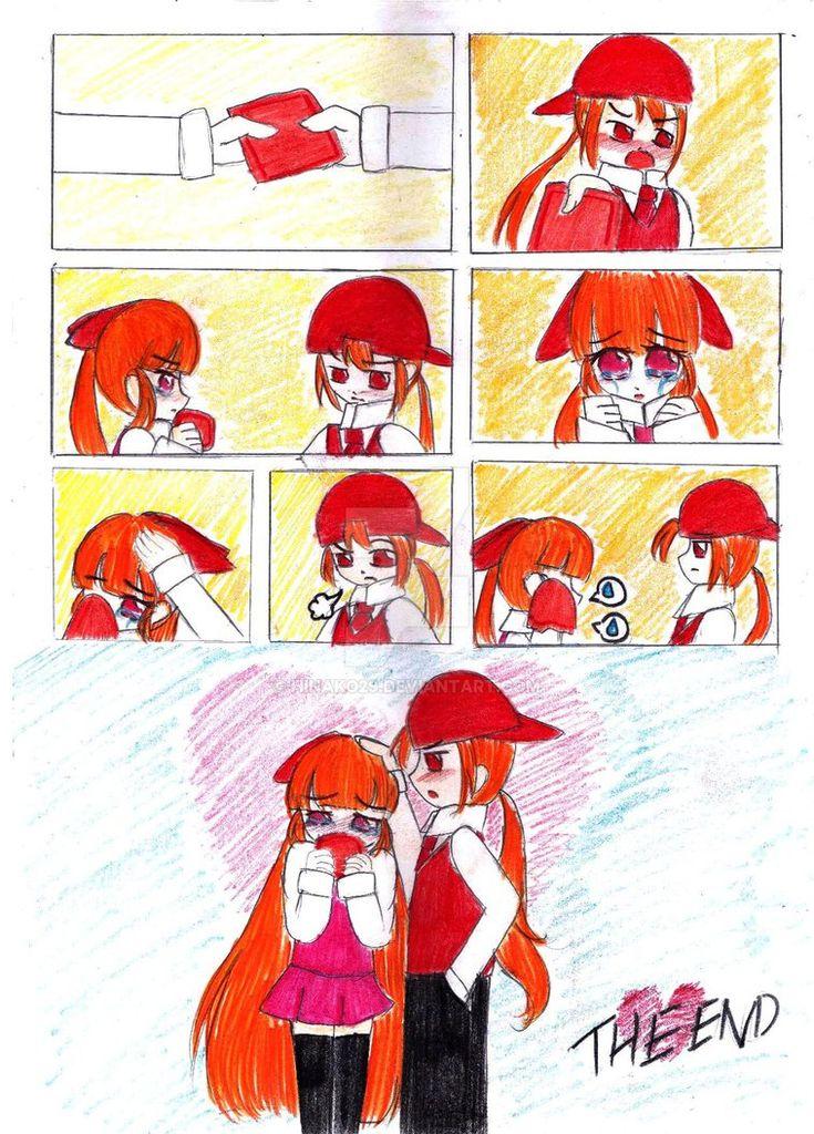 Blossom and Brick comic 4 by Hinako29 | Powerpuff Girlz ...