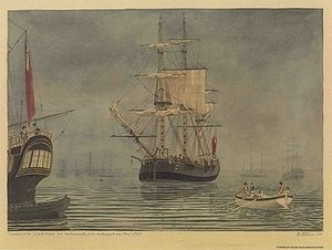 AUSTRALIA - The First Fleet departed Portsmouth, England 225 years ago on 13th May to establish a penal colony in Australia. The First Fleet consists of 11 ships led by Captain Arthur Phillip and carried 1044 persons.