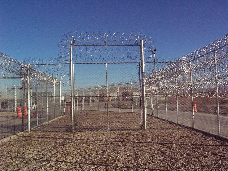Image result for prison gates