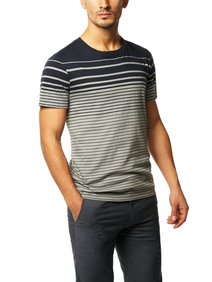 Beeton Jasper Stripe T-Shirt