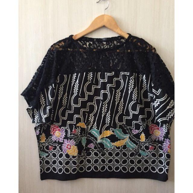 Saya menjual Atasan/blouse batik seharga Rp125.000. Dapatkan produk ini hanya di Shopee! https://shopee.co.id/imanggoethnic/306464956/ #ShopeeID