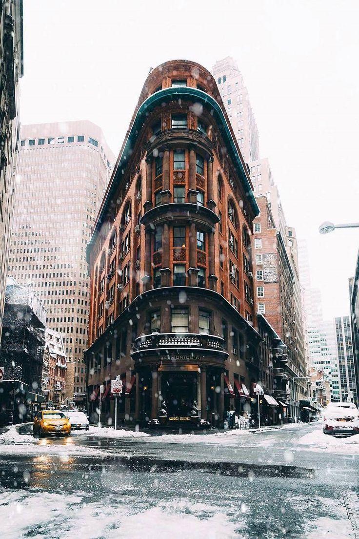 Delmonico in New York   Das Delmonico Restaurant gilt als eines der ersten …   – wanderlust