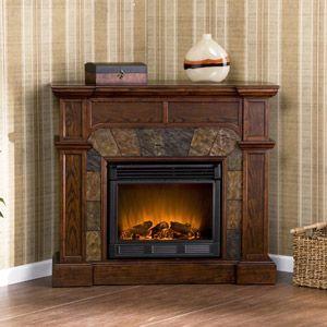 newsouthern enterprises barkley electric electric fireplace espresso