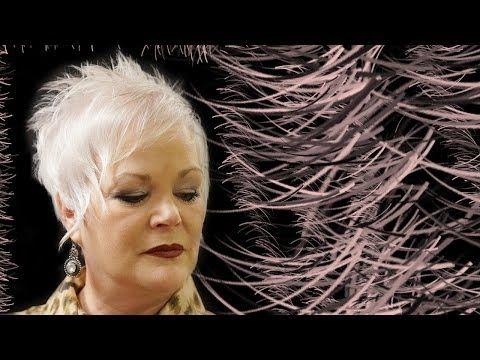Short Womens Haircut // Trending Hairstyles Hair Tutorial - YouTube