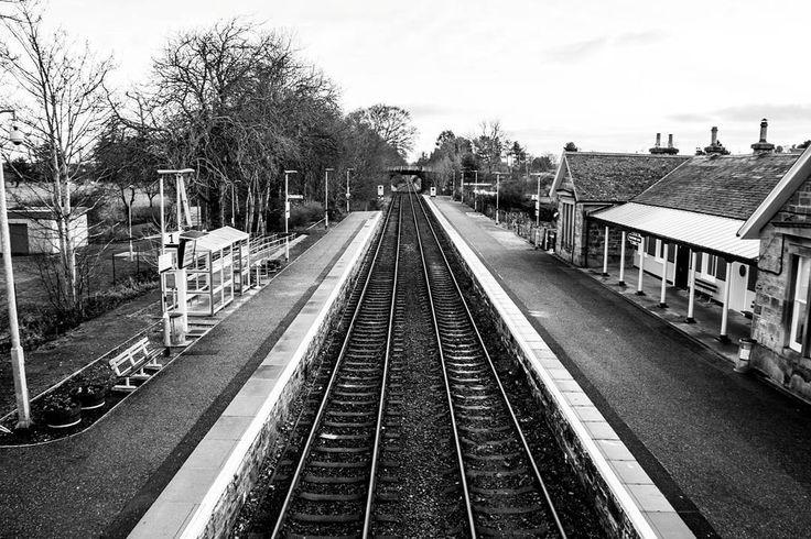 Tain train station #tain #train #station #scotland #highlands #scotlandinwinter #scottishhighlands #scottishadventures #blackandwhite #canon_photos #canonphotography #photography #photo #photography #canon #beautifulplaces #travels #traveladventures #travelphotography #trave_photography #sharetravelpics #asfarnorthaswegot #sarahvdb #ouradventure #mumandson