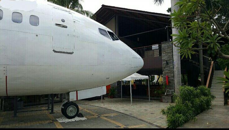 Aircraft Restaurant