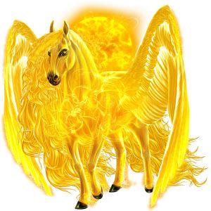 Draak, Pegasus Paint Lever Kastanje Tovero #2547932 - Howrse