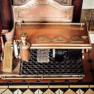 Авторские изделия из меди и латуни — Наши коллекции — Паб Британния