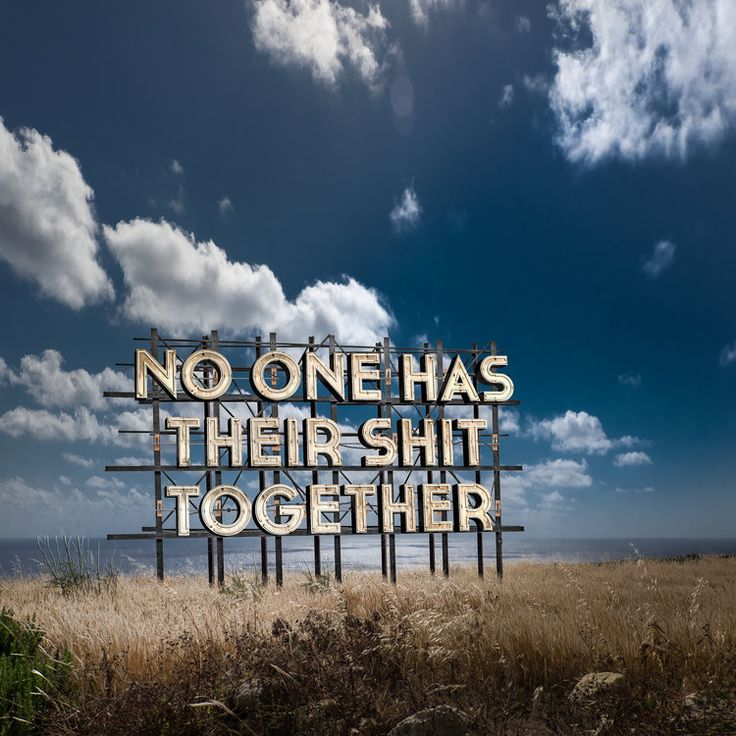 No One Has Their Shit Together    #vancouver photographer Paul Melo.     photo via paulmelo.com