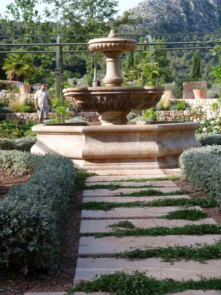 Country Estate Rose Garden by Mark Whiting, Contemporanium  #country #garden #design #planting #roses mark@contemporanium.com