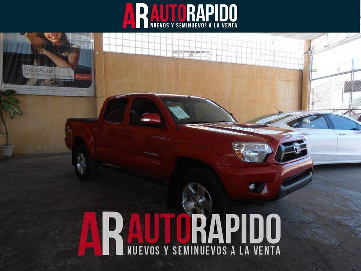 2013 Toyota Tacoma, Hermosillo, AR151324
