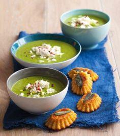 Brokolicová polévka (www.albert.cz/recepty)