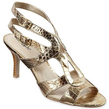 east5th 174 high heel sandals jcpenney s shoes