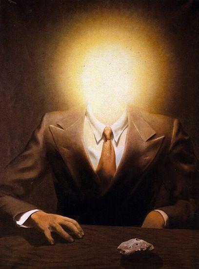René Magritte, The Pleasure Principle, 1937