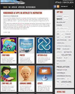 Vores it-vejleders blog om iPad i undervisningen