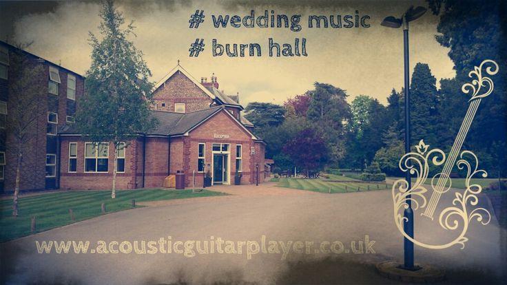 Burn hall in York Www.acousticguitarplayer.co.uk