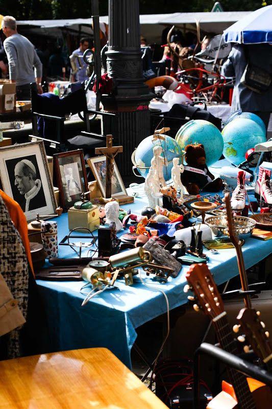 Arkona Platz Flea Market- prenzlauerberg For Sale: 70′s furniture and funky clothes, Bric-A-Brac When: Sunday, 10am to 4pm