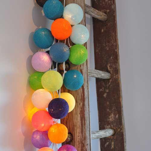 DESIGNDELICATESSEN - Happy lights - Niassam lyskæde