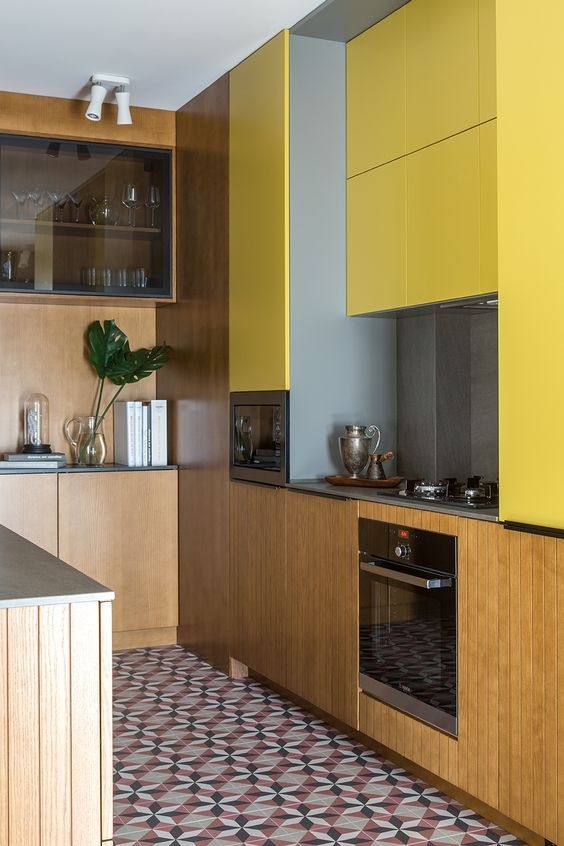 33 colorful kitchen that will inspire you interior pinterest rh pinterest com
