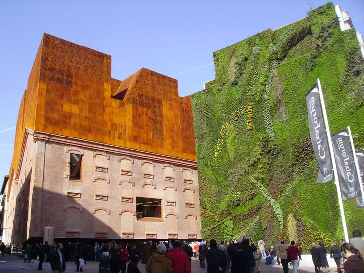 25 best facciate verdi images by archidoto for Progettazione low cost