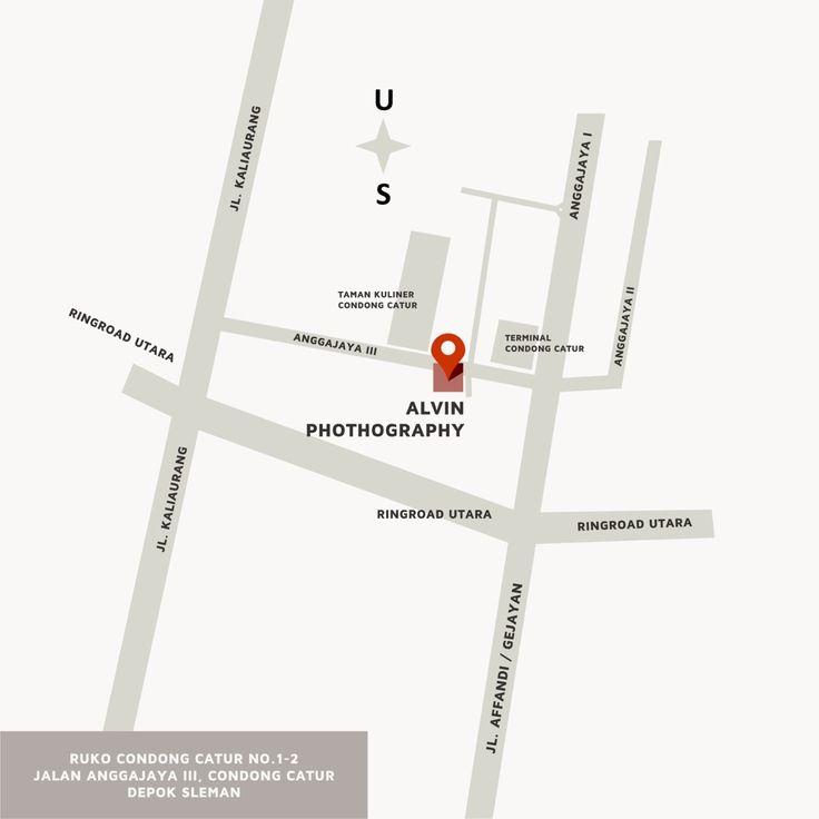 NEW Alvin Photography Yogyakarta Studio move across The Old Alvin Studio Taman Kuliner . . FIND HERE Ruko Condong Catur No.1 Jalan Anggajaya III, Concat Depok Sleman, YK . Please call 085830037887