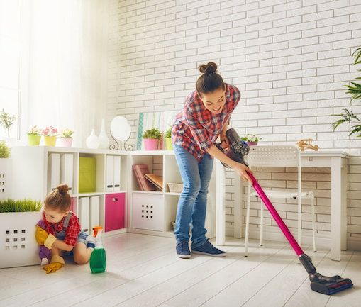 Dust bunnies could be why you're not losing weight – so say scientists: Another reason for a spring clean