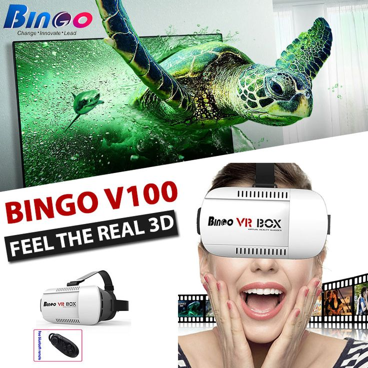 Fun is here! Enjoy 3D experience of watching movies with our #Bingo #V100 Box Pro.Shop online to save 80% on our VR Box Collection! Visit:http://bit.ly/2bEzET0