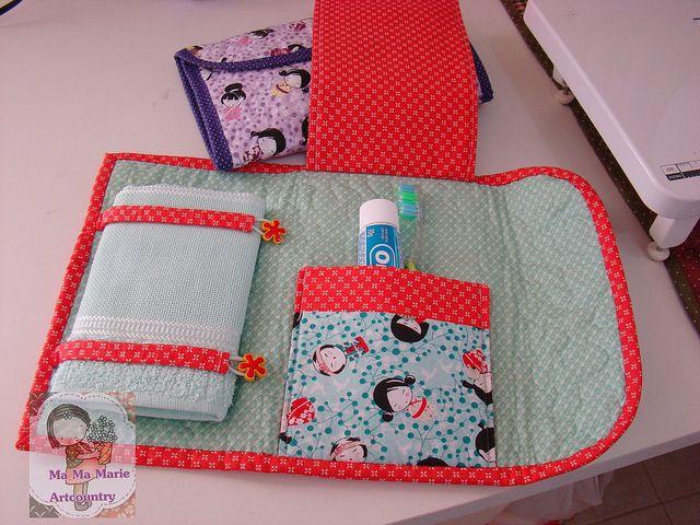 Necessaire kit higiene   Flickr - Photo Sharing!