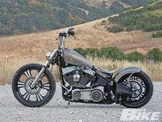 Cool Harley Night Train