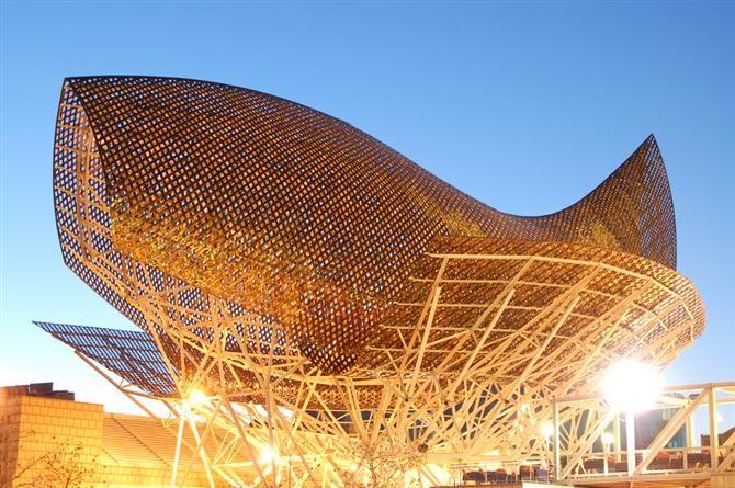 Barcelone - Port Olimpic (Catalogne - Espagne)