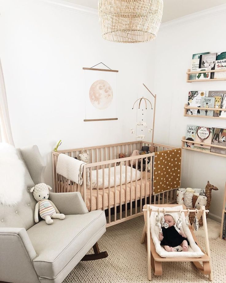Nursery Decorating Ideas Baby Room Design For Chic Parent Mygirl Hannah Briggs On Instagram Enjoying A Nursery Baby Room Baby Room Decor Baby Room Neutral