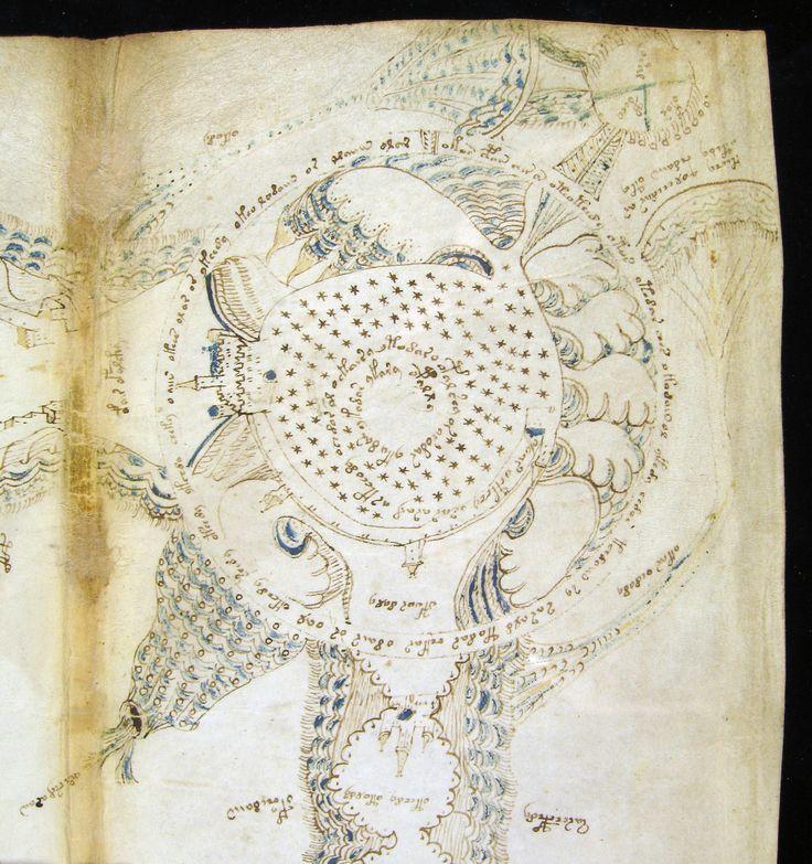 Copy of The Voynich Manuscript From The Voynich Manuscript