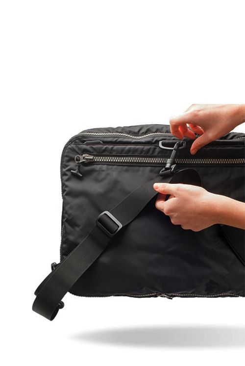 Move the sling and create your backpack! #bag #backpack #sling #multifunctional #product #changing
