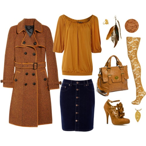 Autumn Look! Now if I only had the money to get all these awesome collections!