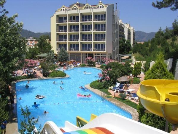 Kervansaray Marmaris Hotel Aparts hakkında detaylı bilgi, ekonomik erken rezervasyon fırsatları ve konaklama seçenekleri için 0256 612 6600 ı arayın.