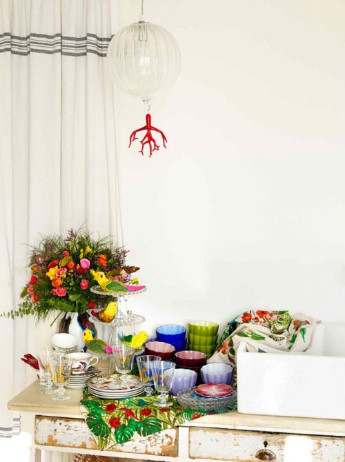 "ZARA HOME, London, UK, ""Spring/Summer Time Styling"", pinned by Ton van der Veer"