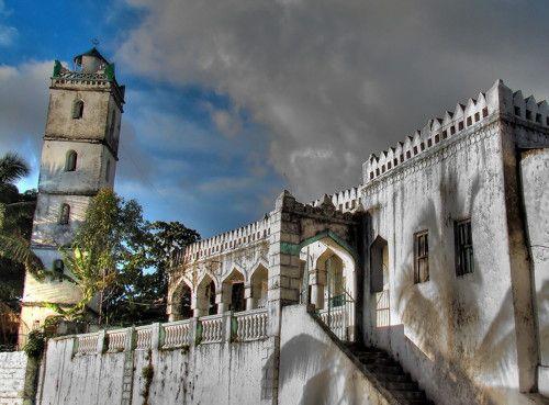 Phare de Moroni Lighthouse  Grande Comore, Comoros