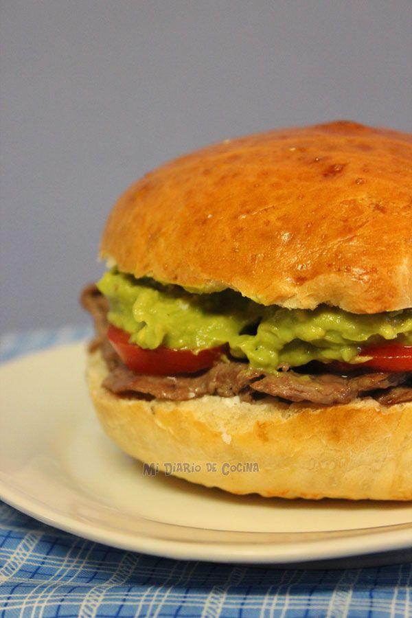 Mi Diario de Cocina | Pan para sandwich | http://www.midiariodecocina.com