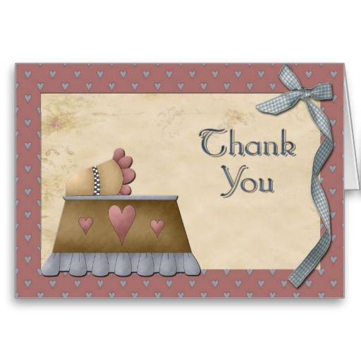 Vintage Baby Shower Thank You Cards: 1760 Best Images About Baby Shower Thank You Cards On
